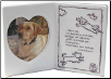 Furry Angel Pet Memorial Photo Frame