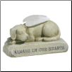 Dog Angel Light-Up Figurine Memorial