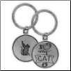 Memorial Token or Key Chain - I Loved My Cat