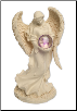 Angel of Courage Pet Keepsake Urn