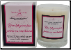 Aroma Paws Memorial Soy Candle