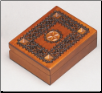 """A Polish Box Collection"" - Deep Carved Box"