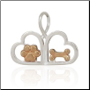Pets Close 2 Your Heart - Sterling Silver Pet Memorial Jewelry