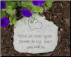 Until We Meet Again Pet Memorial Stone