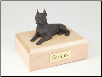 Boston Terrier Bronze Dog Breed Figurine Urn