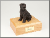 Bouvier Bronze Dog Breed Figurine Urn