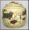 Forever and Ever Cat Urn by Jardinia Harmony Ball