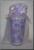 Furry Angel Pet Memorial Candle