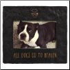 All Dogs Go To Heaven - Pet Memorial Photo Frame