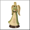 Cat Memorial Angel Figurine
