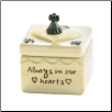Pet Memory Box or Keepsake Urn