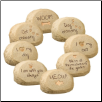 Pet Message Stone Assortment