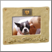 Who Rescued Who Pet Photo Frame