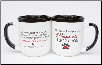 Pawprints Left By You Mug - Memorial Gift