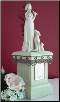 Gentle Spirits Memorial Urn (small)