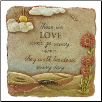 """Those We Love..."" Memorial Stone or Plaque"