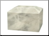 Rectangular Gray Marble Urn
