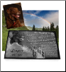 Rainbow Bridge Engraved Granite Pet Memorial Marker