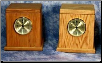 Timeless Collection Wood Clock Urn