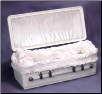 Love & Cherished Casket Vault - Medium