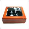 Hinged Keepsake Photo-Top Box