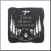 I Loved You Pet Memorial Garden Stepping Stone