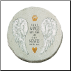 Wings Memorial Garden Stepping Stone - Grasslands Road