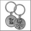 Memorial Token or Key Chain - I Loved My Dog