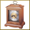 Continuum Clock Wooden Pet Urn
