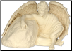 Eternal Guardian Angel Pet Urn
