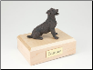 Jack Russell Bronze Dog Breed Figurine Urn