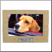 Beloved Pet Memorial Photo Frame