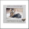 Loved Pet Memorial Photo Frame