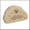 Rainbow Bridge Pet Memorial Message Stone