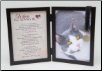 Where I'll Always Be Cat Memorial Frame