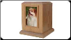 Photo Frame Pet Urn