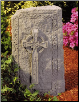 Memorial Celtic Cross Obelisk - Garden Memorial