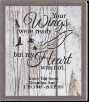 Your Wings Were Ready - Lighted & Personalized Pet Memorial