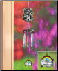 Rainbow Bridge Pet Memorial Wind Chimes