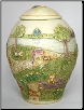 Rainbow Bridge Pet Urn - Small by Jardinia Harmony Ball