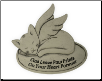 Cat Memorial Garden Stone - Cats Leave Paw Prints On Your Heart Forever