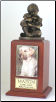 Friends Forever Dog Photo Urn