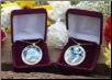 Porceline Remembrance Jewelry
