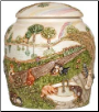 Rainbow Bridge Pet Urn III - Cat Urn by Jardinia Harmony Ball