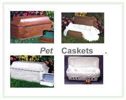 Pet Caskets
