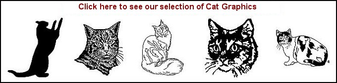 Cat Graphic Selection