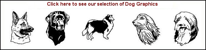 Dog Graphic Selection