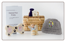 A Child's Loss of Pet Dog Sympathy Gift
