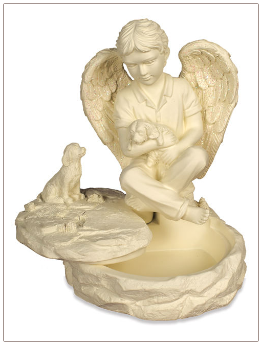Angel Star Sympathy Pet Memorial