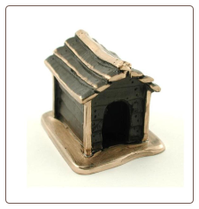 Apri - Bronze Miniature Pet Keepsake Urn